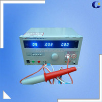 5 KV AC/DC Withstand Voltage Test, CC 2672A Voltage Withstand Tester, Hipot Tester