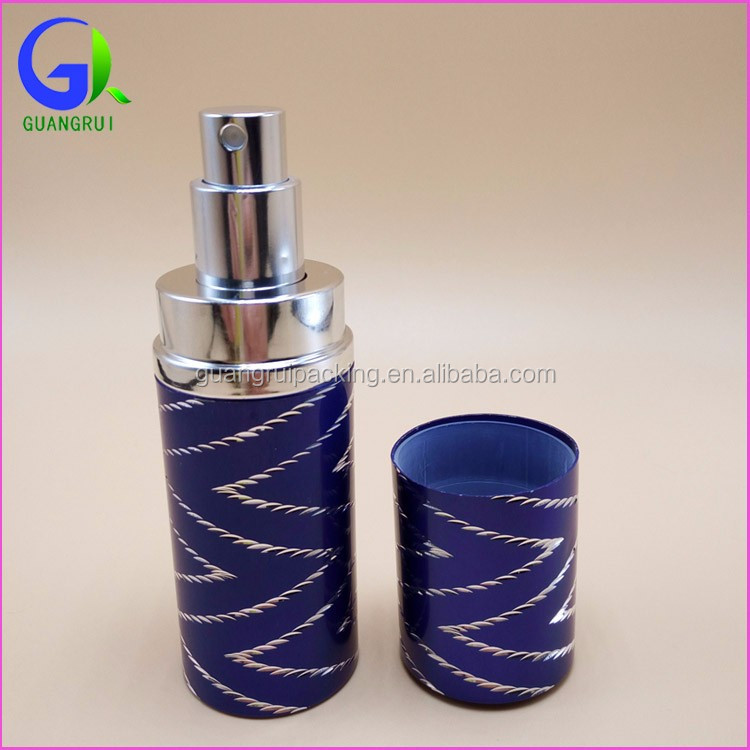 40ML travel unique Shape Perfume Atomizer new fashion Perfume Atomizer grx007