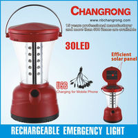 factory price outdoor usage camping led solar lantern