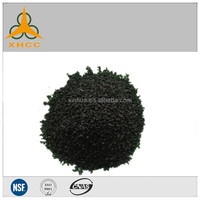 12x40 mesh coal-based water purification granular activated carbon