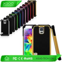 2 in 1 combo hard case for samsung galaxy s5