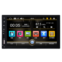 Wince 6.0 multimedia system car stereo DVD player HD full touch capacitive screen with SD card reader 7inch