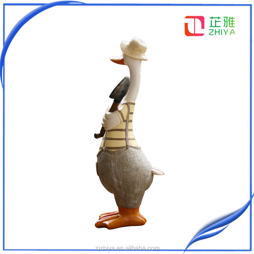 new design home decoration custom resin statue mold