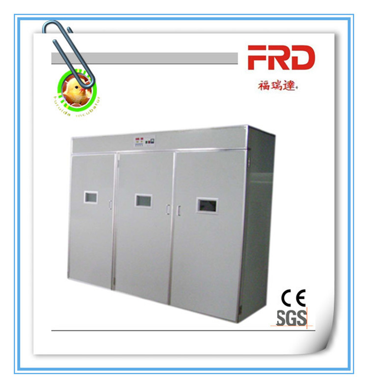 FRD-6336 Advanced electronic new-generation popular egg incubator farm machinery for Chicken Duck Goose Turkey Emu Ostrich used