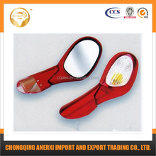 High Performance Motorcycle Spare Parts A Boshi Mirror with Light