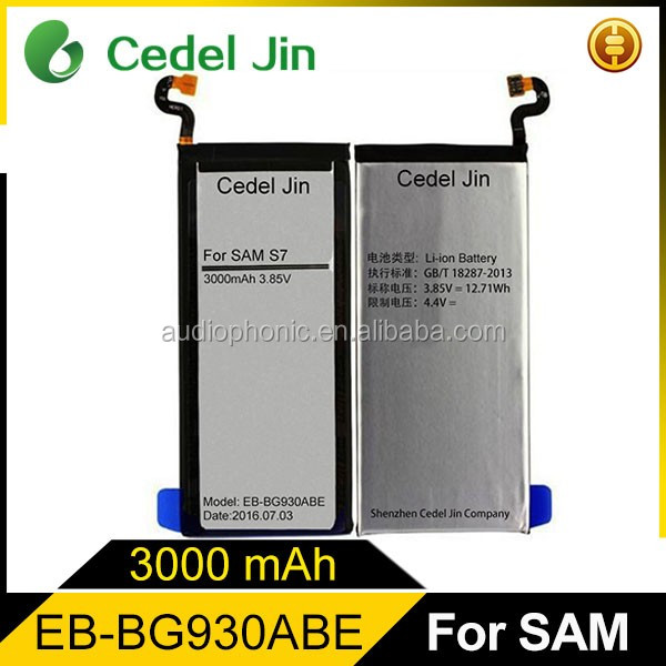 3.85v Replacement Battery for Samsung S7 Edge G9350 EB-BG935ABE