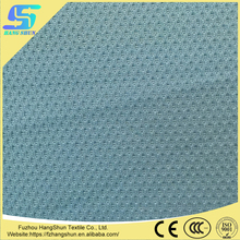 56 inch knitted polyester BK mesh lining fabric for shoes chair