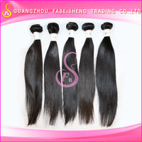 Soft Smooth Gloosy Healthy Cambodian Straight Virgin Hair Cut From Young Girl