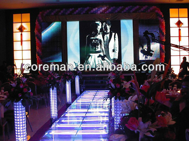 Indoor pitch 3mm led curtain flexible / upgrade supermax software led panel rgb IP65