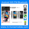M-HORSE 920mini loud sound quad band cheapest android mobile phone