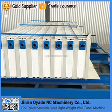 light weight precast concrete wall panels automatic machine/automatic eps sandwich wall panel production line