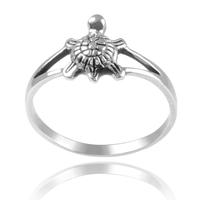 Wholesale fancy 925 sterling silver tortoise ring for men
