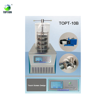 Toption imported compressor Home used desktop freeze dryer TOPT-12B