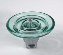 11kv Voltage Toughened Glass Disc Insulator with Cap and Pin
