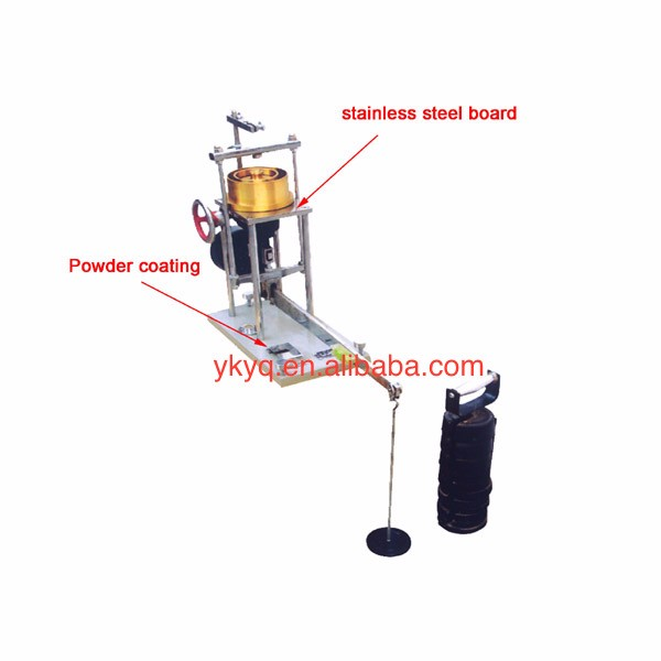 WG-4 Light-duty Protable Consolidation Test Apparatus/Soil Lab Testing Equipment/Automatic Consolidation Test