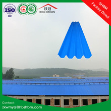 High Strength Anti-Corrosion Fireproof Insulated PET MgO Roof Tile