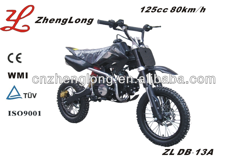 Cheap 125cc dirt bike automatic dirt bikes