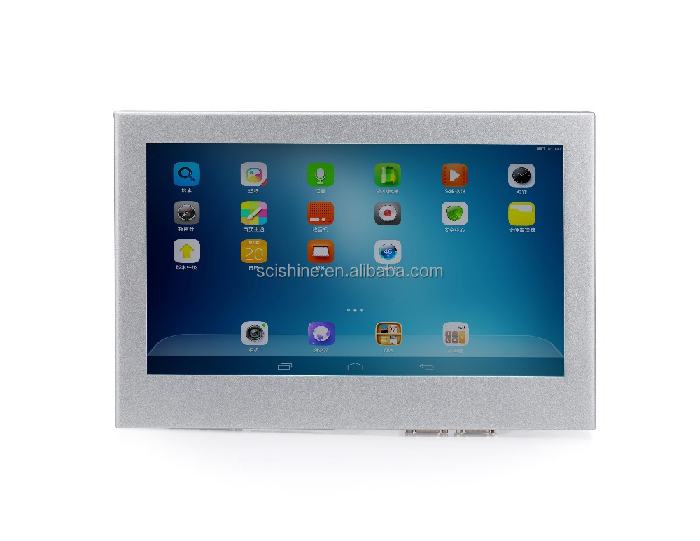 HOT SALE Low power consumption industrial computer with 10'-20' inch touch screen
