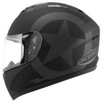 Kbc VR-2 Graphics Helmet Stealth Metallic