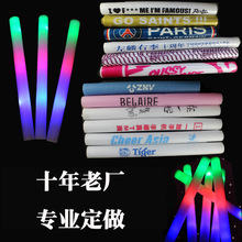 Customized Logo led foam light stick