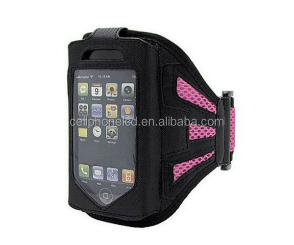 Universal Running ArmBand Mesh Case for Mobile Phone