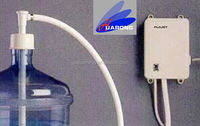 BW1000A 110-127V AC 40PSI Drinking Water Bottled Flojet Pump 6 feet coard with US 3 pin Plug