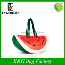 2015 polular fruit shape shopping bag