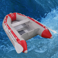230cm cheap pvc inflatable fishing boat for sale