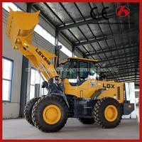 4 ton wheel loader big machinery 3.5m3 wheel excavator/wheel loader machine/engineering & construction machinery