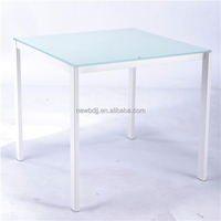 General hot sale tempered glass dining table dining room