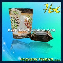 Nylon Food Grade And Zipper Lock Fruit Packaging Bags