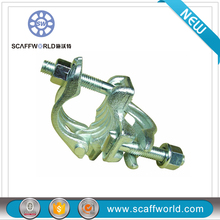 Germany Type coupler scaffolding drop forged double coupler load capacity