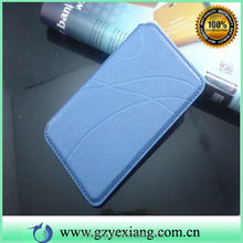 Wholesale High Quality Stand Wallet leather flip case for lenovo a390