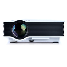 UC40 Portable Full HD 800 lumens LED Mini Home theater UNIC UC40 Projector