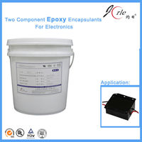 epoxy mastic for filling electron component