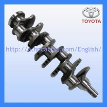 Auto parts Toyota 1C crankshaft 13411-64908