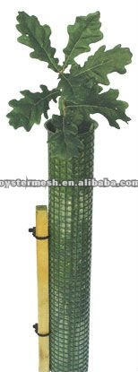 UV Stabilized HDPE Plastic Mesh tree guard