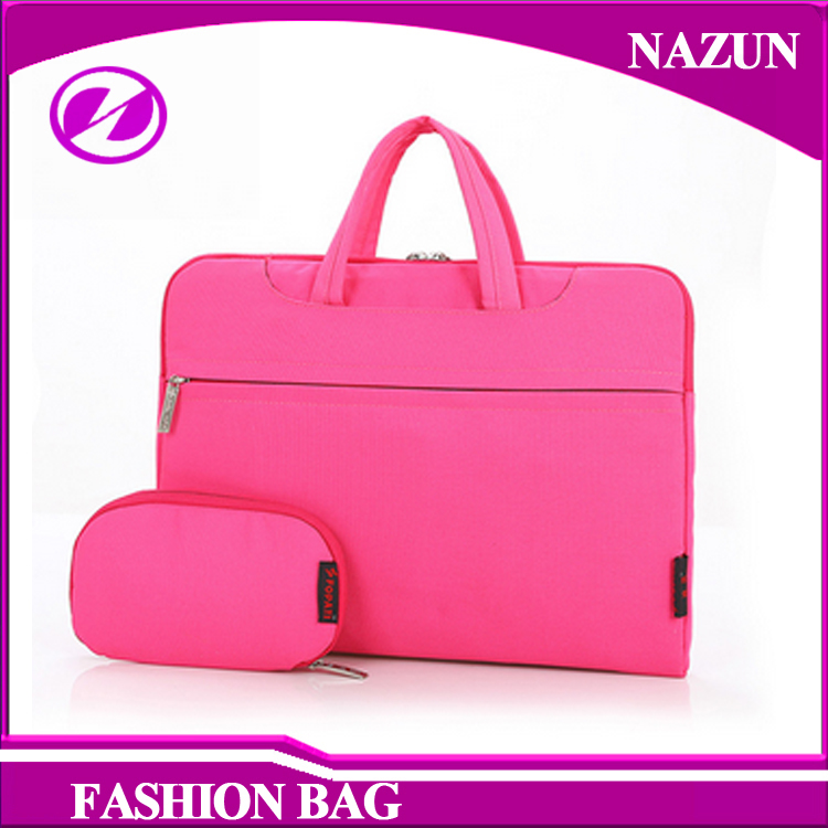 11 12 13 14 15 inch waterproof nylon computer bag notebook business laptop bag