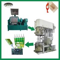 Mixing Equipments With Making Silicone Rubber