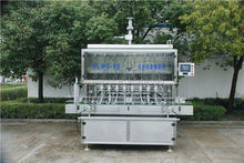 Auto chemistry liquid pouring machine