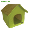 hot selling durable house shape indoor dog bed