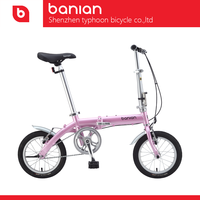 2015 Newest Colorful 14 Inch Mini Bicycle For Kids Girls