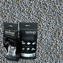 Absorb Odor Robust Packaging Rock Hard Clump Pets Training Goods Long Lasting Litter Pan Clay Fine Granule