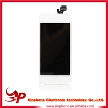 LCD Touch Screen Assembly With Frame For iphone 5 5G