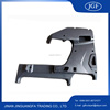 Right middle decorative plate assembly DZ13241330220 for shacman heavy duty truck