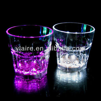 custom led flashing cup for Party & Event Decoration