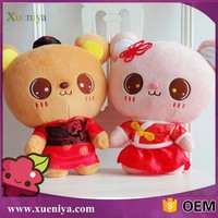 Wholesale Factory Price Valentine'Day Gift Cute Missu Bear Custom Stuffed Animals