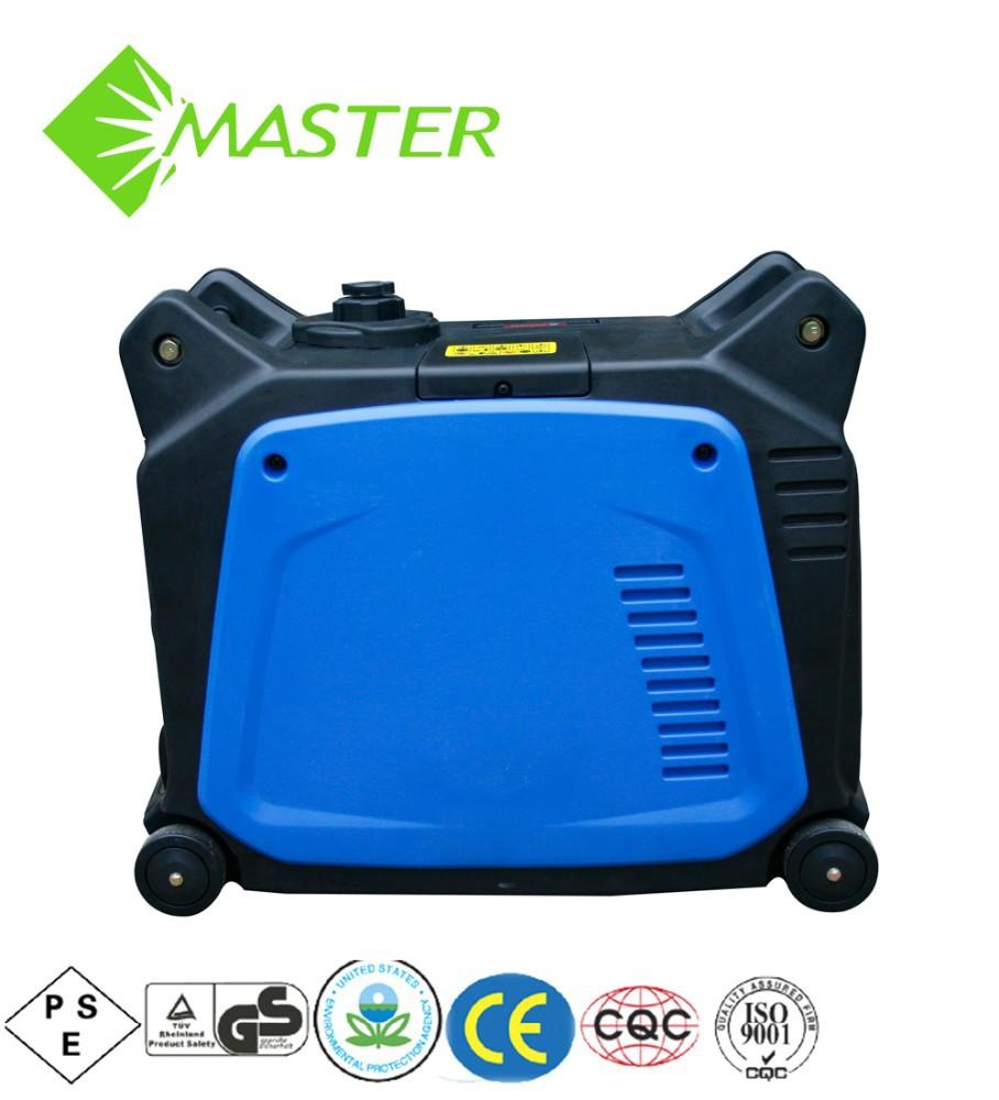 Poder silencioso generador de gas el ctrica generadores de - Generador de gas ...