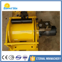 High quality small used hydraulic winch ton for sale