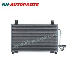 OK30A61480E AC Condenser Car Wholesale for Kia Rio Auto Parts